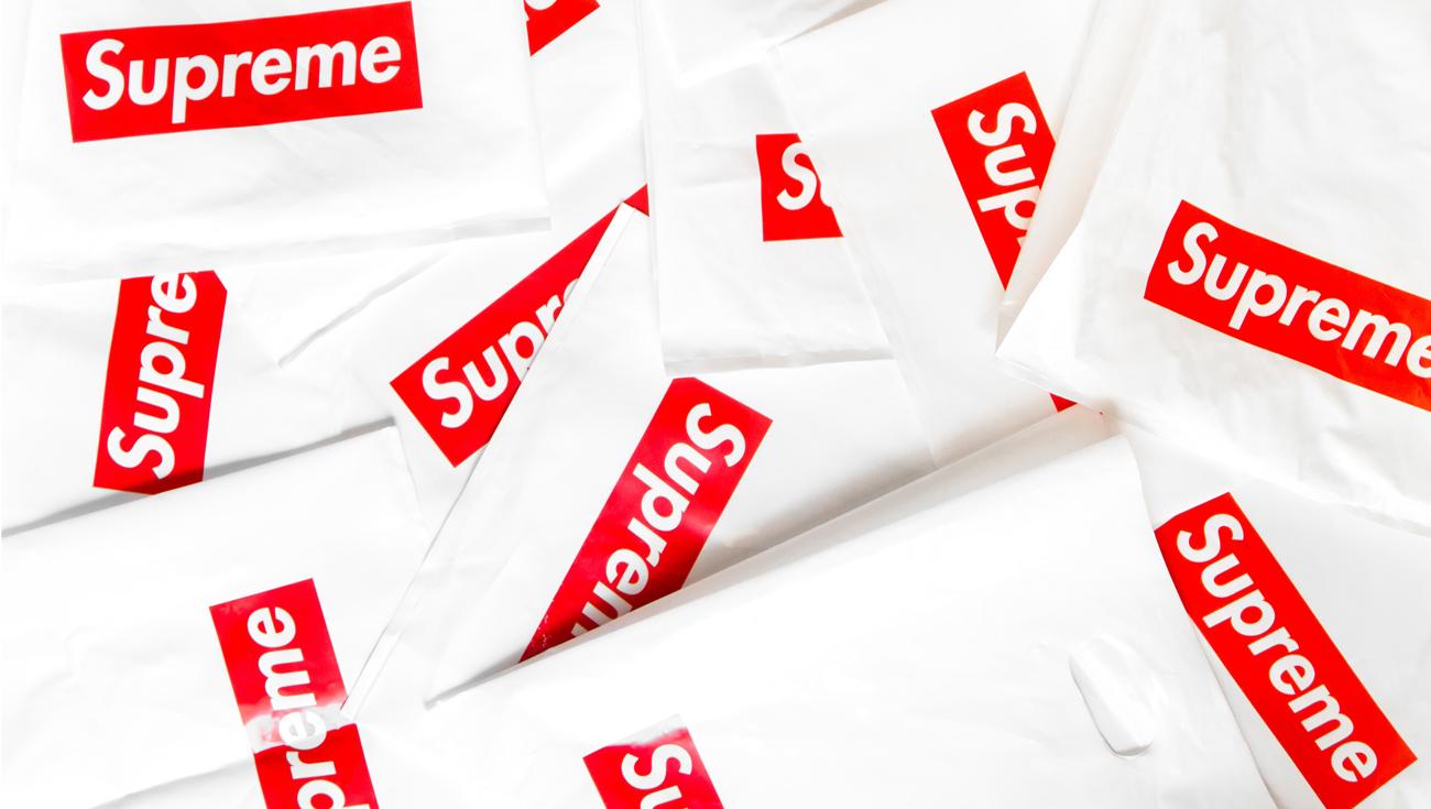 branding SUPREME