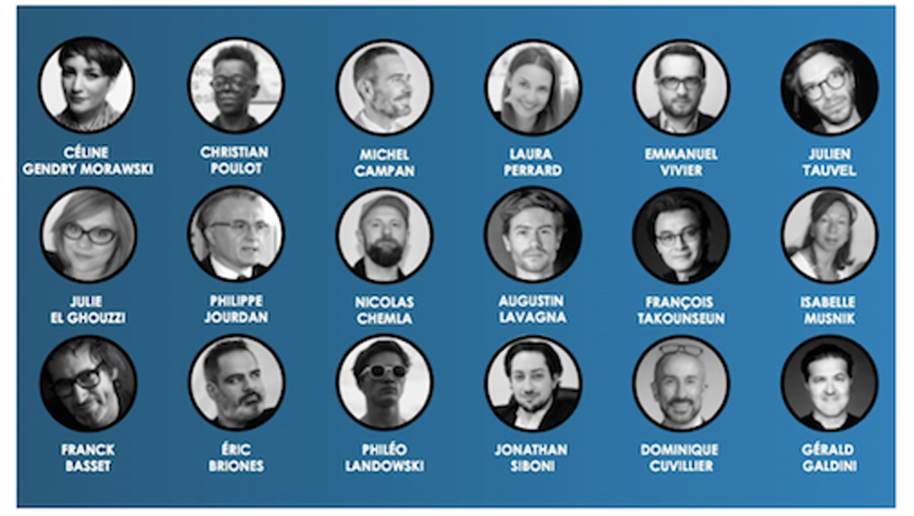 "Couverture INFLUENCIA ""18 expertes du luxe"""